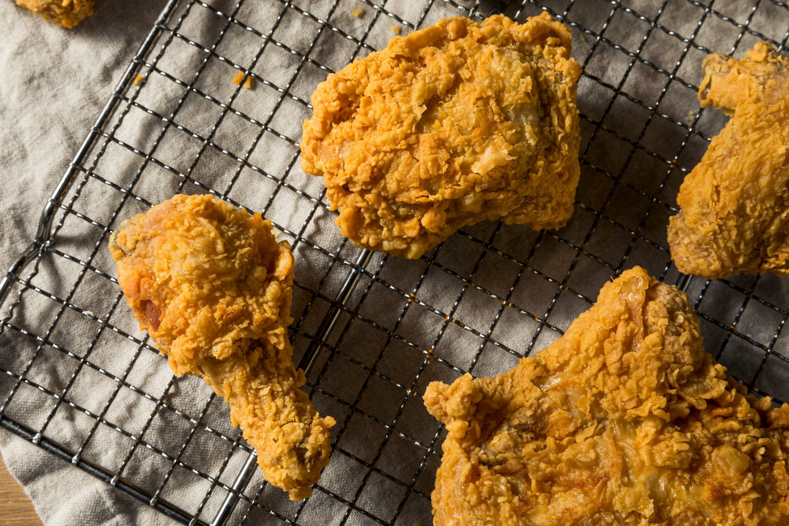 Kosher Fried Chicken